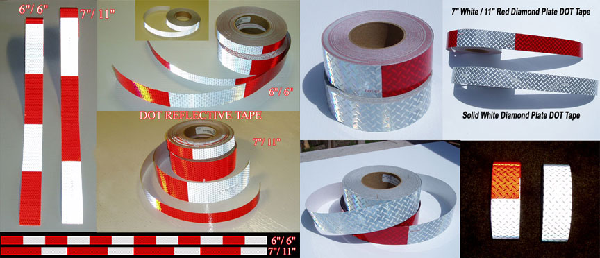 Reflexite DOT Conspicuity Tape